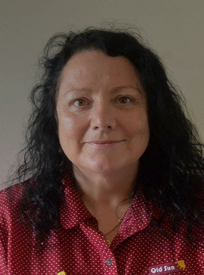 Bernie Fell - Practice Manager Queensland Sun Skin Cancer Clinic Bundaberg